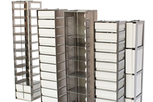 Cryogenic Steel Racks