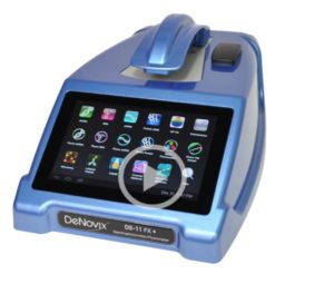 DS-11 Series Spectrophotometer / Fluorometer