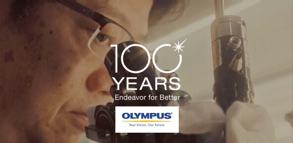 Happy 100th Anniversary to Olympus 1919-2019